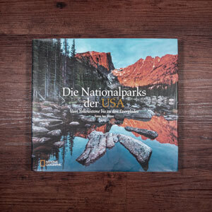 Fotobuch-Regal.de - Rezension: Ian Shive - Die Nationalparks der USA - Vorderseite